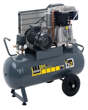 SCHNEIDER UNM 660-10-90 D kompresor pojízdný A715000