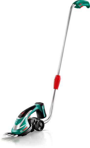 BOSCH AGS 10,8 LI aku nůžky na trávu s teleskopickou násadou