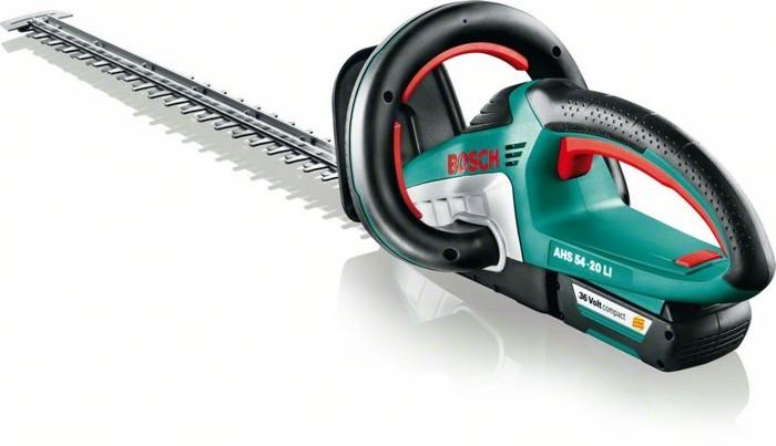 BOSCH AHS 54-20 LI aku nůžky na živé ploty 540mm / 36V