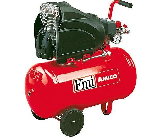 FINI Amico 25/SF2500 pístový kompresor 8bar/24L