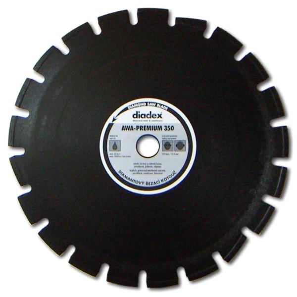 DIADEX PWS-PREMIUM 400 diamantový kotouč