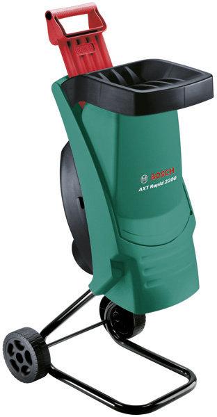BOSCH AXT Rapid 2200 drtič větví