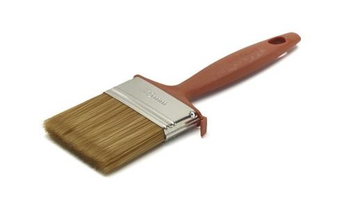 Anza Basic Štetec plochý mořidlový - štětec pro lazury a impregnace na dřevo