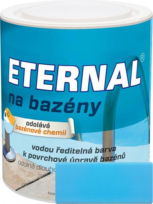 AUSTIS ETERNAL na bazény 1 kg světle modrá
