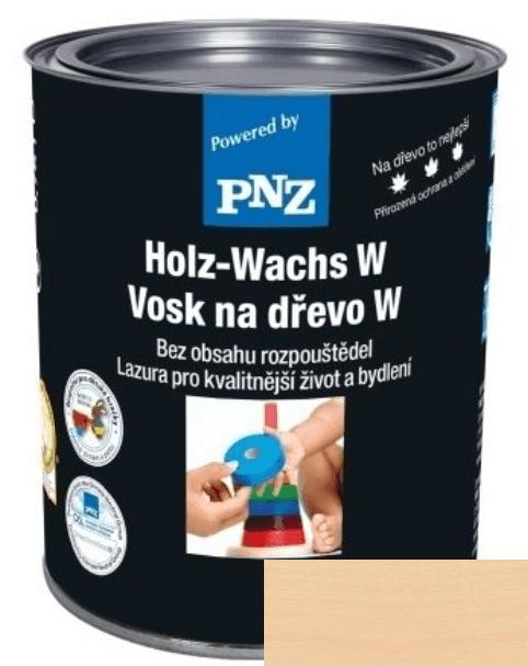 PNZ Vosk na dřevo W farblos / bezbarvý 0,25 l