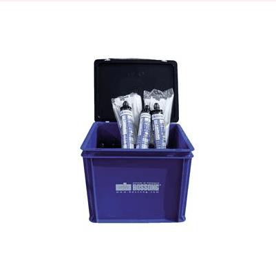 Chemická malta Bossong BCR 300 V-PLUS Vinylester bez styrenu, box 30ks