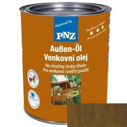PNZ Venkovní olej metalický effekt bronze effekt / bronzový efekt 2,5 l