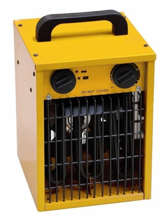 MASTER B 3 ECA elektrické topidlo s ventilátorem