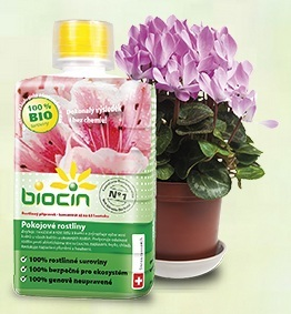Biocin FZ Rostlinný posilující prostředek pro pokojové rostliny