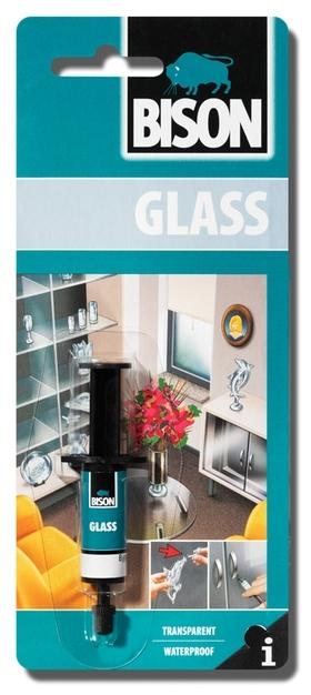 Bison Glass 2ml blistr - Lepidlo na sklo