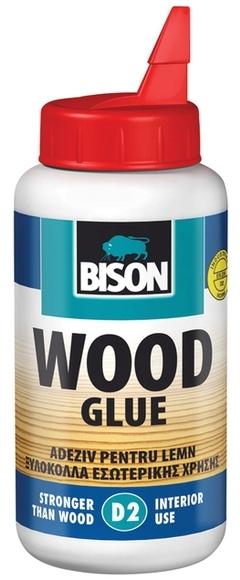 Bison Wood Glue D2 75g blistr - Lepidlo na dřevo
