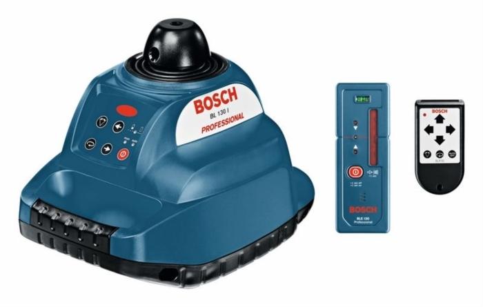 BOSCH BL 130 I Set stavební rotační laser 130m