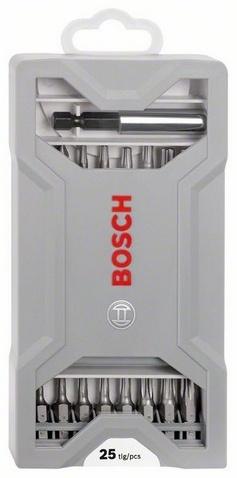 Bosch 2607017037 25dílná sada bitů