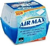 Bison Air Max - 1000g box pohlcovač (odvlhčovač) vlhkosti