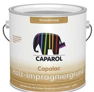 Caparol Capalac Impregnační základ na dřevo 1 L fungicidní napouštědlo pod lazury a laky