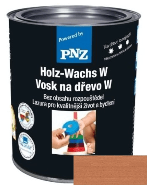 PNZ Vosk na dřevo W zeder / cedr 0,25 l