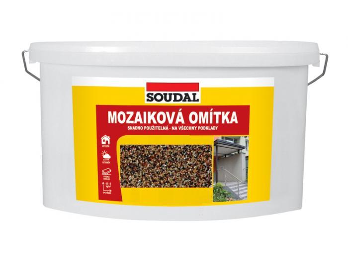 SOUDAL Mozaiková omítka tm. písek 053 16 kg