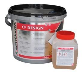 SCHÖNOX CF DESIGN 2,5Kg Epoxidová designová spárovací hmota s vysokou chemickou odolností