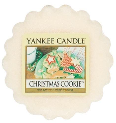 YANKEE CANDLE Christmas Cookie VONNÝ VOSK DO AROMALAMPY Vánoční cukroví