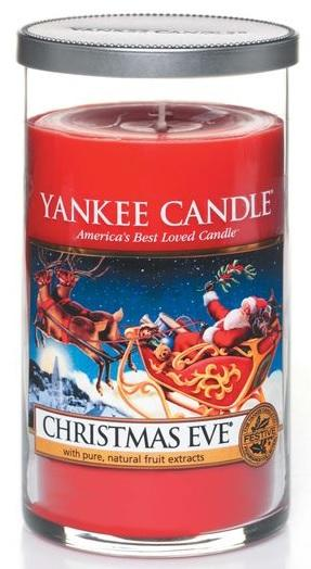 YANKEE CANDLE Christmas Eve DÉCOR STŘEDNÍ Štědrý večer