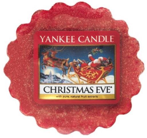 YANKEE CANDLE Christmas Eve VONNÝ VOSK DO AROMALAMPY Štědrý večer