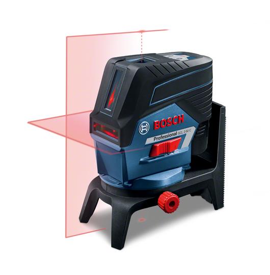 Bosch GCL 2-50 C + RM 2 křížový bodový laser
