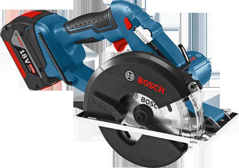 Bosch GKM 18 V-LI aku okružní pila