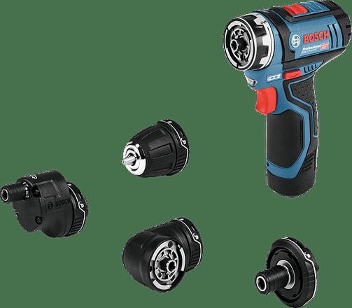 Bosch GSR 12V-15 FC Set Professional