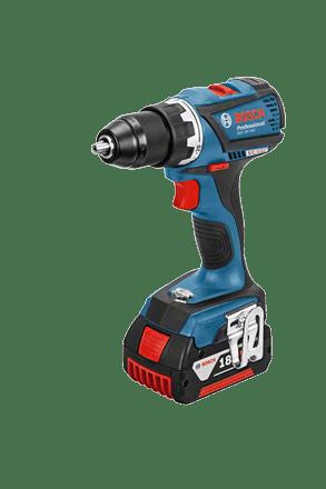 Akumulátorový vrtací šroubovák Bosch GSR 18 V-EC Professional
