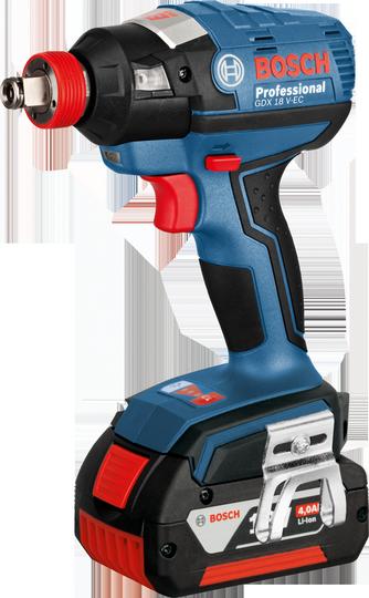 Bosch GDX 18 V-EC aku rázový utahovák 18V/5,0Ah