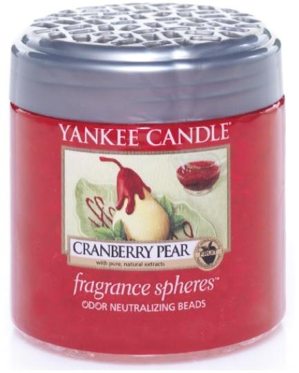 YANKEE CANDLE VOŇAVÉ PERLY SPHERES CRANBERRY PEAR