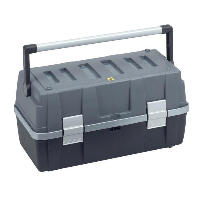 ALLIT Plastový kufr na nářadí v profi-kvalitě McPlus Alu 22 457020
