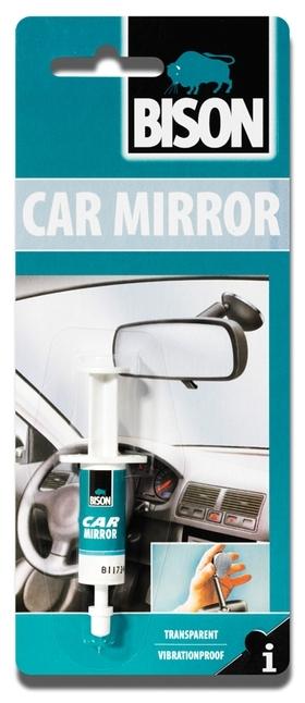 Bison Car Mirror 2ml blistr - Lepidlo na zpětná zrdcátka
