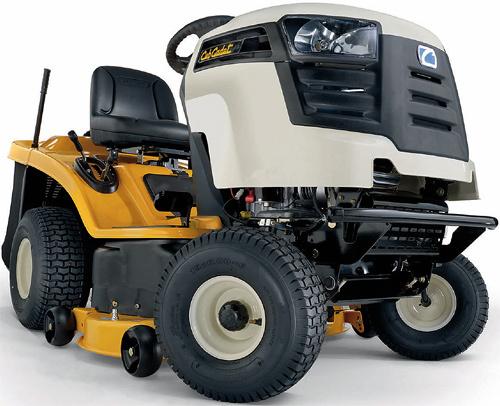 603 Cub Cadet Europe CUB CADET CC 1224 KHP travní traktor s bočním výhozem