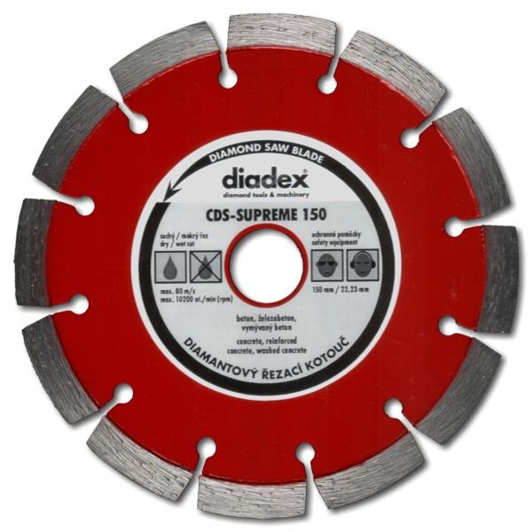 DIADEX ADD-SUPREME 400 diamantový kotouč