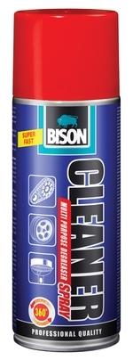 Bison Cleaner Spray 400ml - univerzální čistící a odmašťovací sprej na kovy