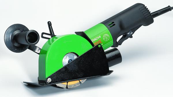 HITACHI CNF45U drážkovací fréza 150mm / 1500W