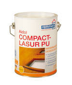 REMMERS Aidol Compact-Lasur PU 2,5 L silnovrstvá polyuretanová lazura na okna,okenice, dveře a zárubně.