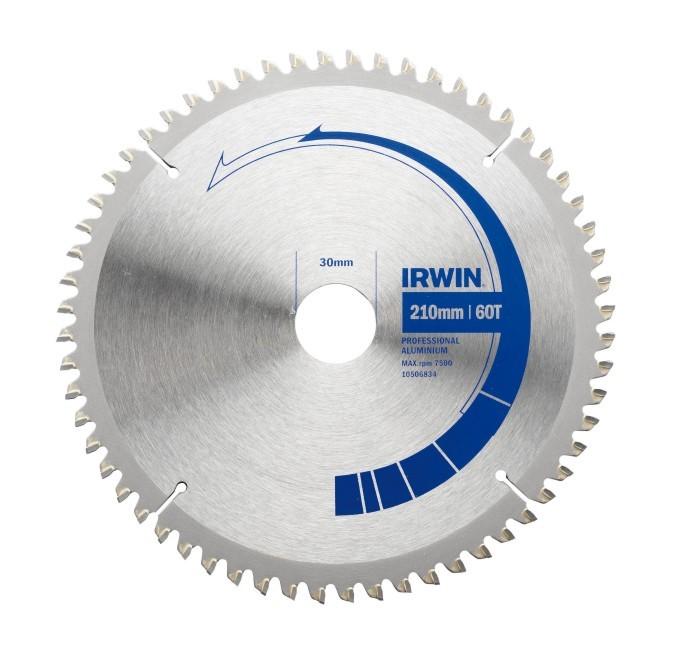 IRWIN Pilový kotouč Professional Aluminium 160 x 20 / 56 zubů 10506831