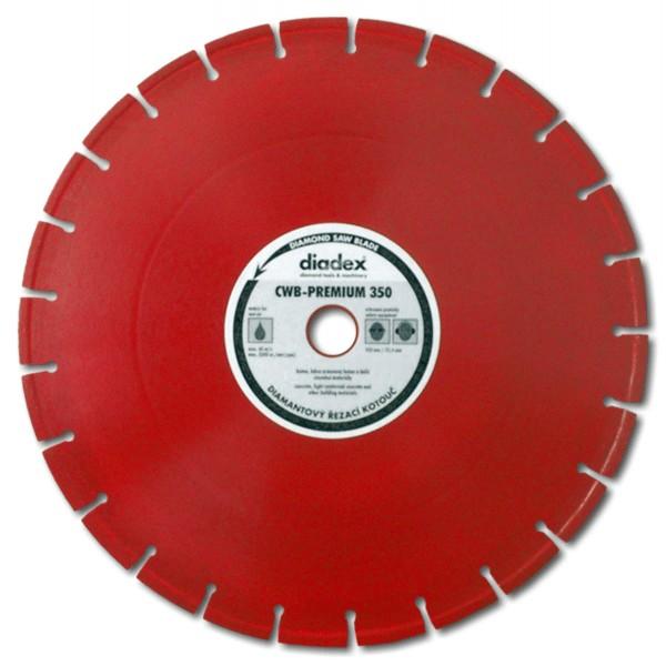 DIADEX CDD-SUPREME 400 diamantový kotouč