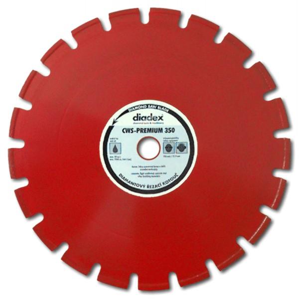 DIADEX CWS-PREMIUM 500 pro stolní pily