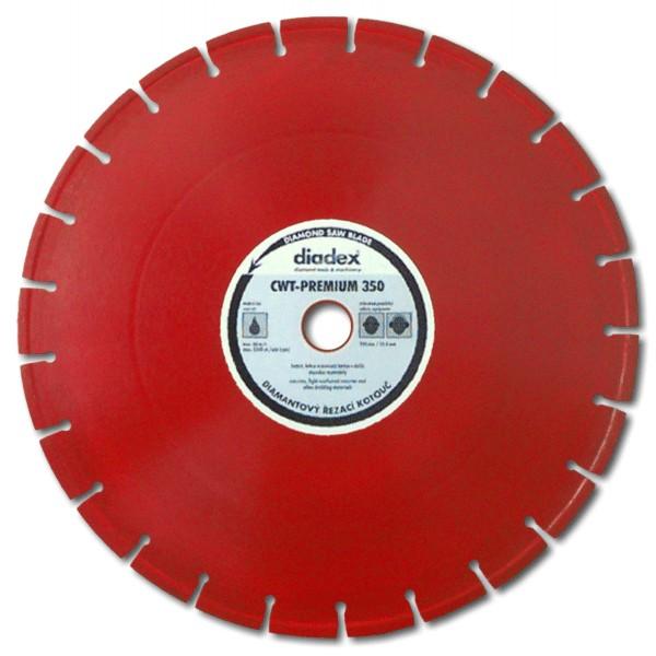 DIADEX CWT-PREMIUM 500 pro stolní pily