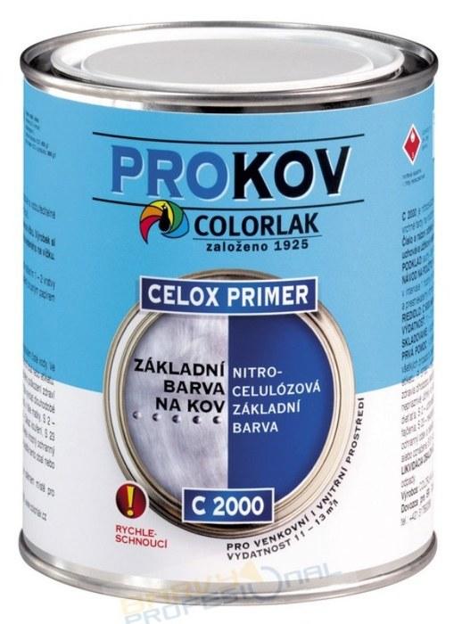 COLORLAK CELOX PRIMER C 2000 / 0,60L nitrocelulózová základní barva