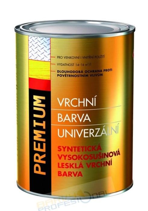 COLORLAK PREMIUM S 2150 / C1000 Bílá / 1L syntetická vysokosušinová lesklá vrchní barva
