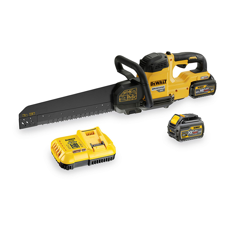 DeWalt DCS396T2 FLEXVOLT pila Alligator 295 mm