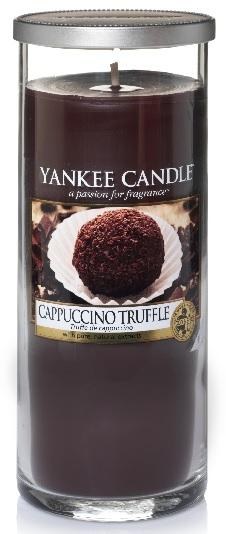 YANKEE CANDLE CAPPUCCINO TRUFFLE DÉCOR VELKÝ
