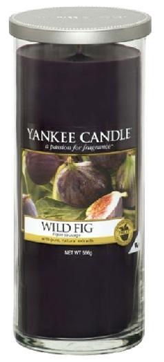 YANKEE CANDLE WILD FIG DECÓR VELKÝ