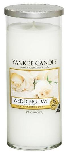 YANKEE CANDLE WEDDING DAY DÉCOR VELKÝ