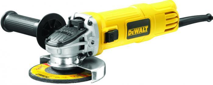 DeWALT DWE4150 úhlová bruska 115m / 900W