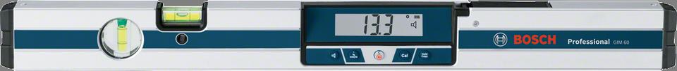 Bosch GIM 60 digitální vodováha